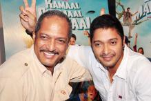 Nana Patekar, Shreyas Talpade promote 'Kamaal Dhamaal Malamaal'