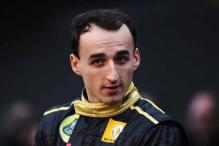 Kubica still hoping to return to Formula One