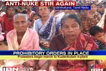 TN: Protesters begin march to Kudankulam N-plant