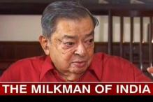 Father of White Revolution Verghese Kurien dead