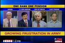 One rank one pension move too little, too late: Ex-Army Chief