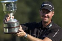 Swede Hanson claims Dutch Open victory