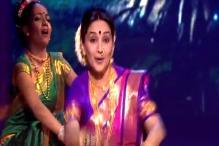 First Look: Madhuri Dixit performs lavani on 'Jhalak Dikhhla Jaa'