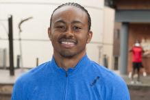 Merritt sets new world record in 110m hurdles