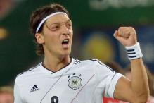 Oezil, Reus shine in Germany win over Austria