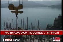 Water level in Narmada Dam touches 7-year high