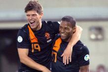 Lens brace gives Holland easy win vs Hungary