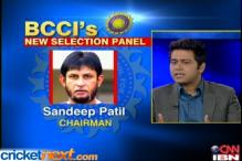 BCCI announces new selection panel, Patil at the helm