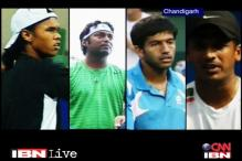 Young Indian guns face New Zealand in Davis Cup