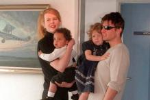 Did Scientology alienate Kidman's kids from her?