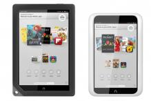 Nook HD vs Kindle Fire HD vs new iPad