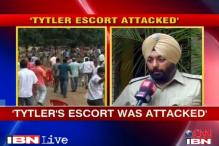 Tytler let his police escorts get beaten up: DCP