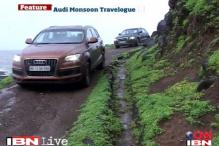 Overdrive: The Audi monsoon travelogue