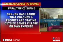 Paralympics: India athletes allege rough treatment