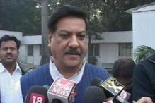 Maharashtra crisis: CM Chavan meets Congress MLAs