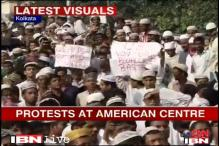 Watch: Rally against 'anti-Islam' film turns violent in Kolkata