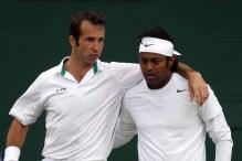 Paes-Stepanek enter third round of US Open