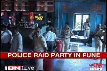 Pune: Police raid a party, face criticism