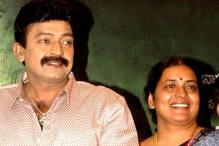 Case registered against Rajasekhar and Jeevitha