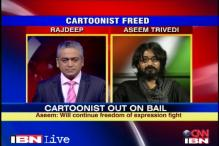 Had to make cartoons to awaken govt: Aseem Trivedi