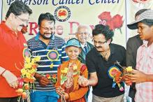 Chennai: Cancer survivors' date with Rose Day
