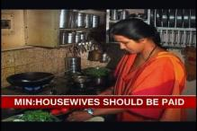 'Wages for homemakers' evokes mixed response