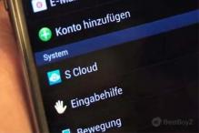 IFA 2012: Samsung S cloud service breaks cover