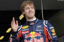 Vettel fastest in Singapore GP practice