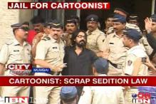 Cartoonist Aseem Trivedi vows not to apply for bail