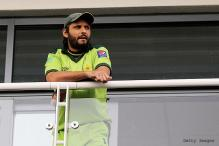 Afridi doubtful for T20 series against Australia