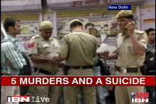 Delhi: Jilted lover goes on a spree, kills 5, self