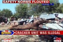 Sivakasi accident exposes the gap in fire safety