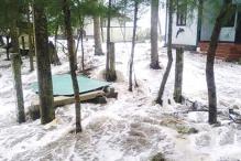 Kerala: Sea erosion and wave of panic along coastal areas