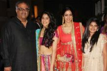 Sridevi: Don't want Jhanvi in films at this age