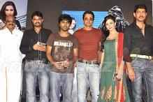 'Shiva Thandavam' audio released in Hyderabad