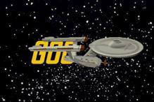 Made for Chrome? Star Trek: The Original Series doodle