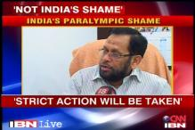 Paralympics fiasco: Strict action will be taken, says PCI president