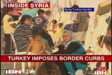 Inside Syria: Refugees live on fragile hopes as war goes on