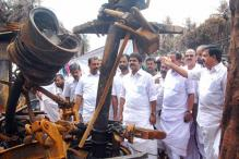 T'puram: Relief sought for tanker blast victims
