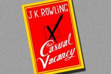 JK Rowling's 'The Casual Vacancy' releases today