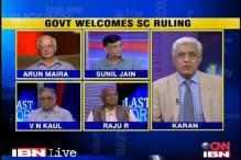 The Last Word: Is SC ruling in 2G relief for the government?