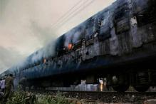 Crackers caused Tamil Nadu Express fire: Report