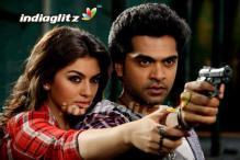 Simbu and Hansika working together generated rumours