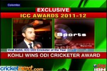 Kohli feels more responsible after award