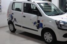 Maruti launches WagonR Pro in India