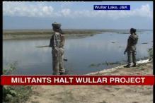 J&K: Pak militants stall Wullar project