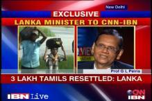 Sri Lanka has resettled 3 lakh Tamils: Foreign Minister GL Peiris