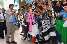Former Juventus star Del Piero reach Australia