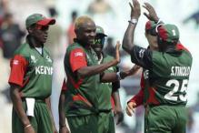 Brown takes temporary charge of Kenya