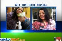 People's support was mind-blowing, says Yuvraj's mother